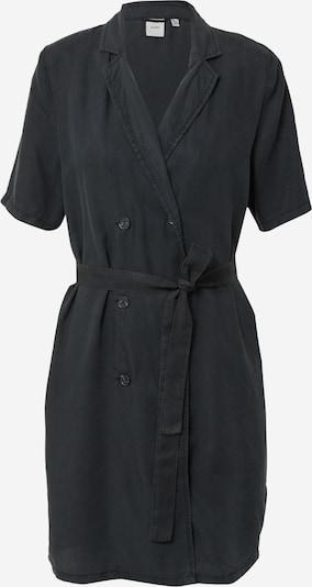 Rochie tip bluză ICHI pe negru, Vizualizare produs