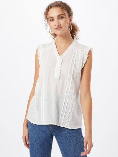 ESPRIT Shirt in offwhite, Modelansicht