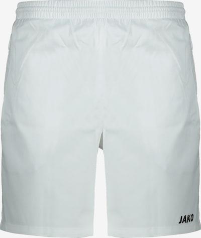 JAKO Shorts in schwarz / weiß, Produktansicht