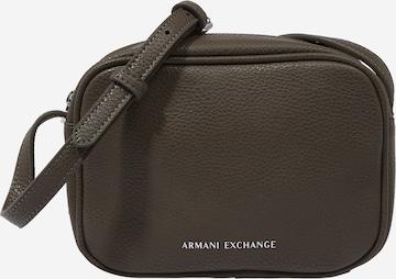 ARMANI EXCHANGE Torba na ramię w kolorze beżowy