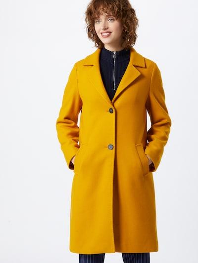 Palton de primăvară-toamnă s.Oliver pe șofran, Vizualizare model
