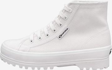 SUPERGA High-Top Sneakers '2341 ALPINA -Lena Gercke' in White