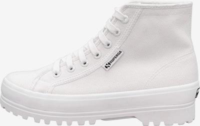 SUPERGA Augstie brīvā laika apavi '2341 ALPINA -Lena Gercke', krāsa - balts, Preces skats