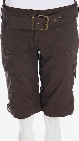 Q/S by s.Oliver Shorts in S in Brown