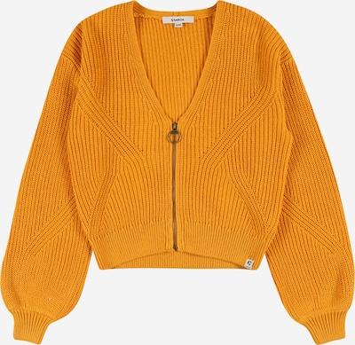 GARCIA Cardigan en orange, Vue avec produit