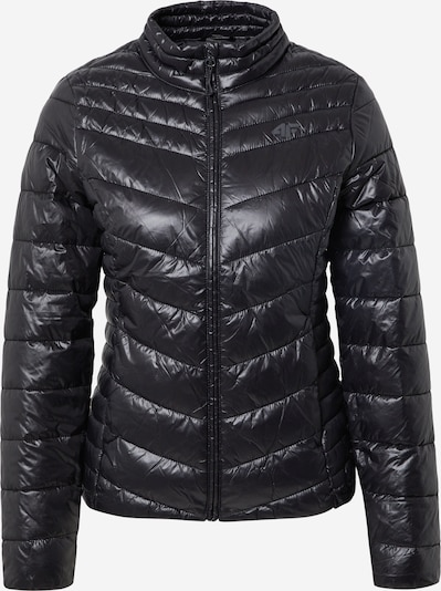 4F Outdoor Jacket in Black, Item view
