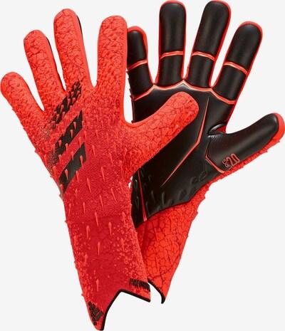 ADIDAS PERFORMANCE Handschuh in rot / schwarz, Produktansicht
