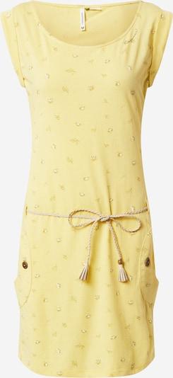 Ragwear Kleid in gelb, Produktansicht