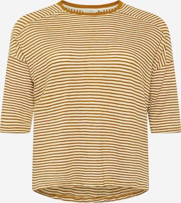 MY TRUE ME Shirt in Braun