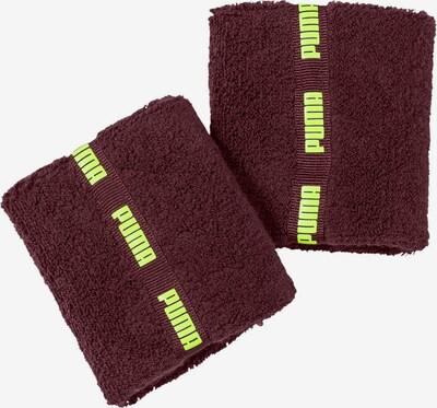 PUMA Armband in de kleur Bloedrood, Productweergave