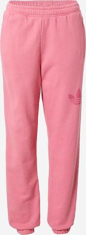 Pantalon ADIDAS ORIGINALS en rose