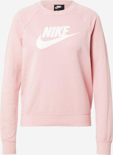 Nike Sportswear Sweatshirt in rosé / weiß, Produktansicht