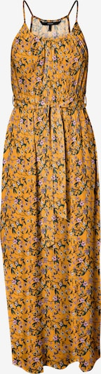 Vero Moda Petite Kleid 'Simply' in safran / tanne / lila, Produktansicht