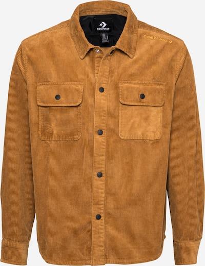 CONVERSE Hemd in karamell, Produktansicht