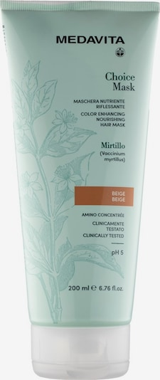 Medavita Color Enhancing Haarmaske 'Choice' in beige, Produktansicht