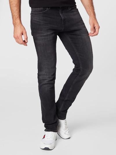 Tommy Jeans Džínsy 'SCANTON' - čierny denim, Model/-ka