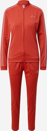 ADIDAS PERFORMANCE Sportanzug in altrosa / rot, Produktansicht