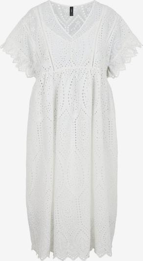 Y.A.S Midikleid in weiß, Produktansicht