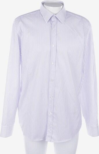 HUGO BOSS Businesshemd in XL in flieder / weiß, Produktansicht