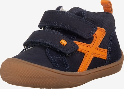 ELEFANTEN Lauflernschuh in navy / orange, Produktansicht
