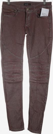 ROCKGEWITTER Skinny Jeans in 25-26 in braun, Produktansicht