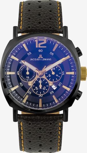 Jacques Lemans Uhr in blau, Produktansicht