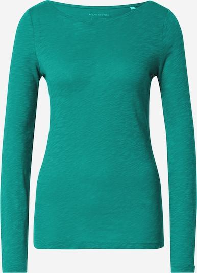 Marc O'Polo Shirt in grün, Produktansicht