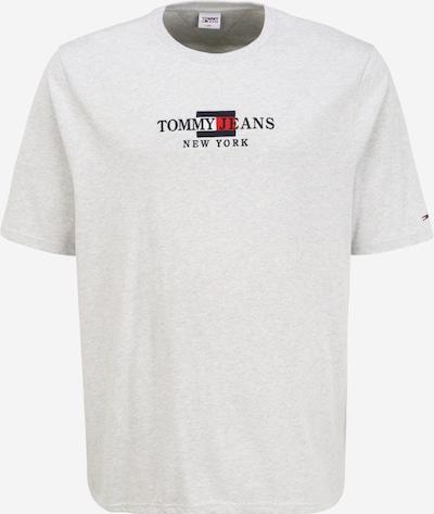 éjkék / világosszürke / piros Tommy Jeans Plus Póló, Termék nézet