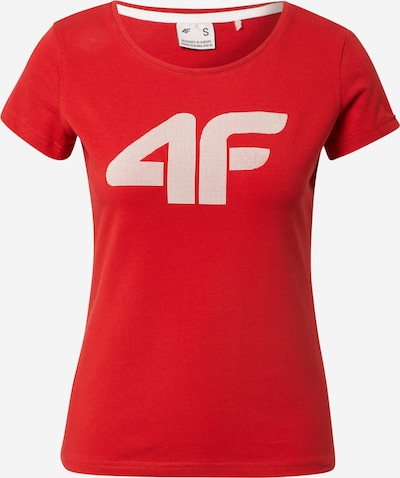 4F Функционална тениска в червено / бяло, Преглед на продукта