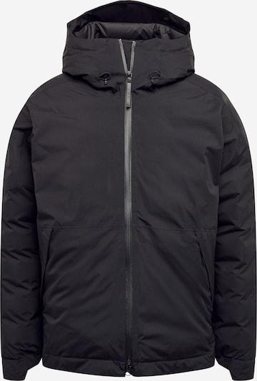 szürke / fekete ADIDAS PERFORMANCE Kültéri kabátok 'TRAVEER IN J R.R.', Termék nézet