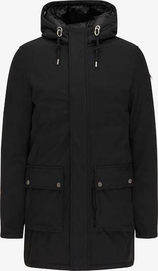 DreiMaster Klassik Winterparka in schwarz, Produktansicht