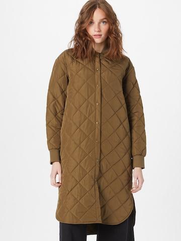 MOSS COPENHAGEN Between-Seasons Coat 'Colene Deya' in Beige