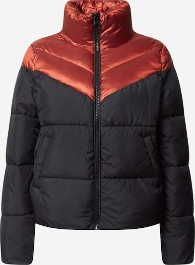 ONLY Veste mi-saison en rouge / noir, Vue avec produit