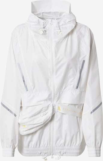 adidas by Stella McCartney Chaqueta deportiva en blanco, Vista del producto