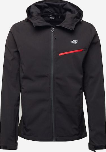 Sportinė striukė 'MEN'S SOFTSHELL' iš 4F , spalva - juoda, Prekių apžvalga