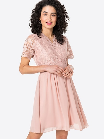 WAL G. Kleid in hellpink, Modelansicht
