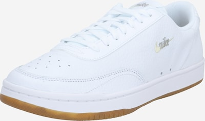 Nike Sportswear Sneaker 'Court Vintage' in weiß: Frontalansicht
