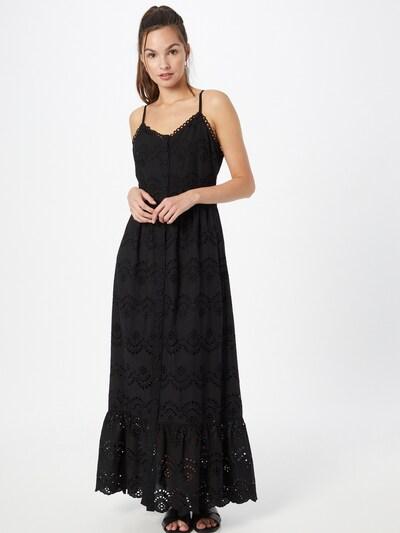 Maison 123 Kleid in schwarz: Frontalansicht
