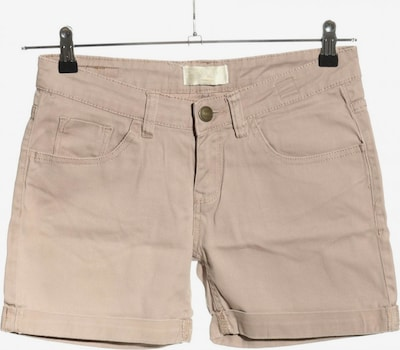 Cross Jeans Shorts in S in creme, Produktansicht