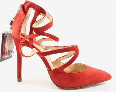 ZARA High Heels in 37 in rot, Produktansicht