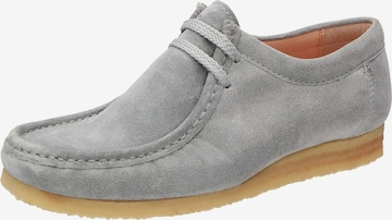 SIOUX Moccasins in Grey