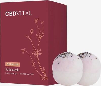 CBDVITAL Badekugeln in rosa, Produktansicht