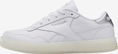 Reebok Sport Sportschuh 'Royal Techque' in silber / weiß, Produktansicht