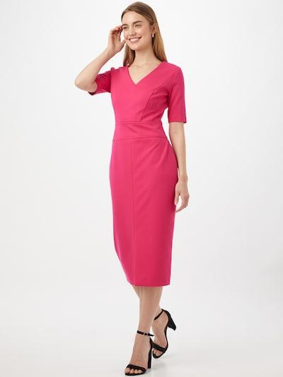 HUGO Robe 'Kelisea' en rose, Vue avec modèle