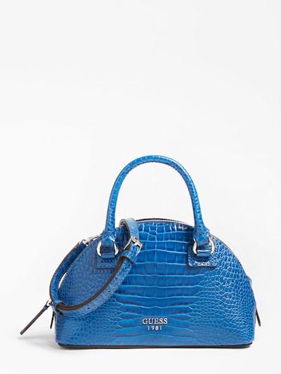 GUESS Handtasche 'Shilah' in blau, Produktansicht