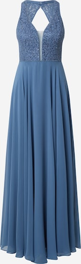 Rochie de seară VM Vera Mont pe albastru, Vizualizare produs