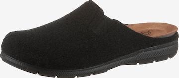 melns s.Oliver Mājas apavi