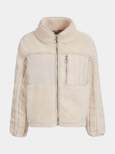 GUESS Jacke in beige, Produktansicht