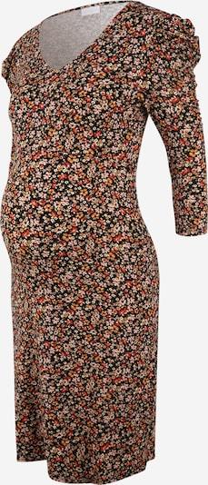 Rochie 'HANNAH' MAMALICIOUS pe maro / roz pudră / negru / alb, Vizualizare produs