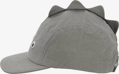 Pălărie STERNTALER pe gri / negru / alb, Vizualizare produs